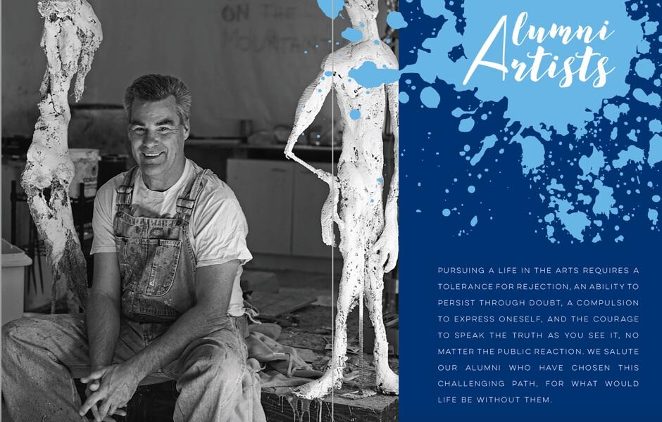 Alumini Artists Spring 2020