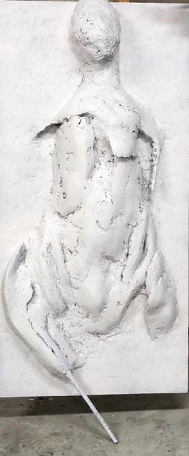 Joseph Castle sculpture floyd crisis
